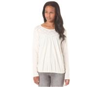 Carried - Langarmshirt für Damen - Weiß