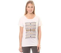 Boyfriend Wallpaper Geo - T-Shirt - Beige