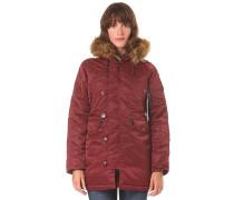 N3B VF 59 - Jacke für Damen - Rot