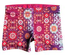 Spike Short - Stoffhose für Damen - Rot