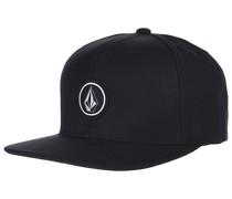 Quarter Twill Snapback Cap