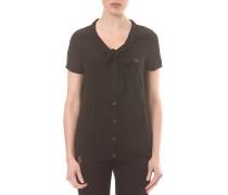 Kurz Kacken III - Bluse für Damen - Schwarz