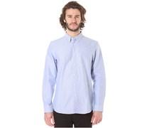 Mount Pleasant - Hemd für Herren - Blau