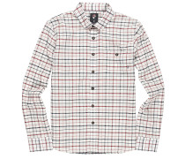 Barbee Nerd L/S - Hemd für Herren - Weiß