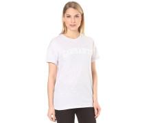 Carrie Yale - T-Shirt für Damen - Grau