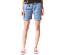 Arlo - Shorts für Damen - Blau