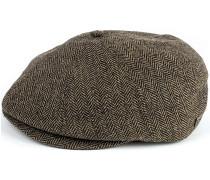 Brood Snapback Cap - Braun