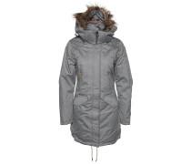 Tamara - Mantel für Damen - Grau