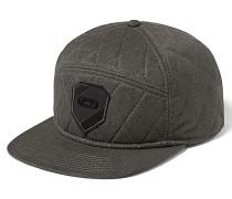 Quilted Patch - Cap für Damen - Schwarz
