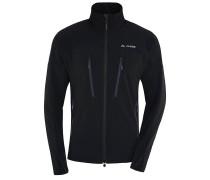 Sardona II Softshell - Jacke für Herren - Schwarz