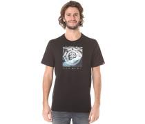 Flow - T-Shirt für Herren - Schwarz