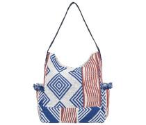 First Blooms - Handtasche für Damen - Blau