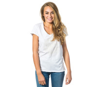 Sun And Surf Wetsuit - T-Shirt für Damen - Weiß