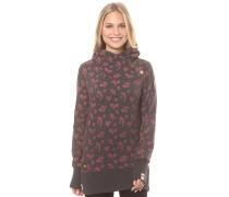 Nest Print Organic - Sweatshirt für Damen - Grau