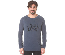 Go Climbing - Sweatshirt für Herren - Blau
