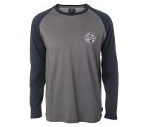 Surfco Raglan - Langarmshirt für Herren - Grau