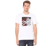 Peak - T-Shirt für Herren - Weiß