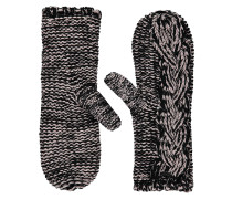 FOXy Knit Mitt - Handschuhe für Damen - Schwarz