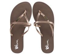 All Night Long - Sandalen für Damen - Braun