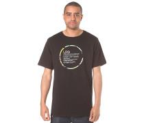 Toucan Circle Fill - T-Shirt für Herren - Schwarz