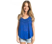 Anam - Top für Damen - Blau