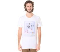 Framed - T-Shirt für Herren - Weiß