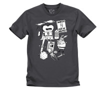 United Heros - T-Shirt für Herren - Grau