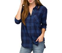 Know It - Hemd für Damen - Blau