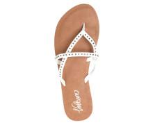 All Day Long - Sandalen für Damen - Weiß