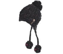 Angie - Mütze für Damen - Schwarz