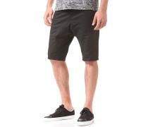 Lago - Chino Shorts für Herren - Schwarz