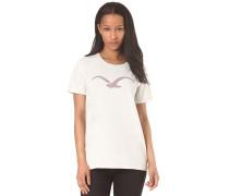 Möwe - T-Shirt für Damen - Beige