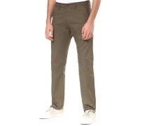 Straight Flex - Stoffhose für Herren - Grün