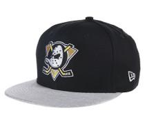 Jersey Team Anaheim DucksFlexfit Cap Schwarz