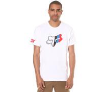 With A Win - T-Shirt für Herren - Weiß