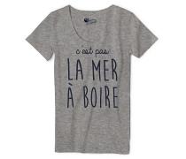 H2Antalia - T-Shirt für Damen - Grau