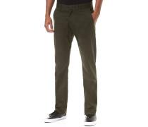Frickin Modern Stretch - Stoffhose für Herren - Grün
