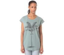 Tess - T-Shirt für Damen - Grün