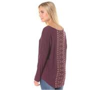 Banzai - Langarmshirt für Damen - Lila
