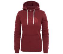 Drew Peak - Kapuzenpullover für Damen - Rot