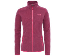 100 Glacier - Fleecejacke für Damen - Pink