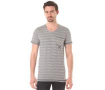 Patrik Stripes - T-Shirt für Herren - Blau