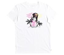 GMT Dye Sunset Ripper - T-Shirt für Herren - Weiß