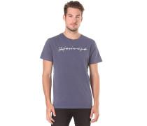 Garm Dye Teloqui - T-Shirt - Blau