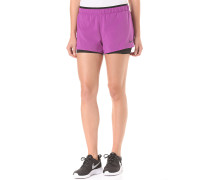 Full Flex 2 In 1 2.0 - Shorts für Damen - Lila