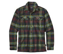 Fjord Flannel L/S - Hemd für Herren - Grau
