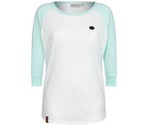 Nimm Mit Nach Hause - Langarmshirt für Damen - Blau