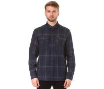 Bodhi L/S - Hemd für Herren - Blau