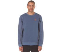 Single Stone Crew - Sweatshirt für Herren - Blau