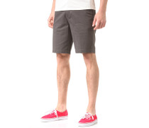 "New Order 21"" - Chino Shorts für Herren - Grau"